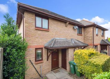 Thumbnail 1 bed end terrace house for sale in Peatfield Close, Sidcup