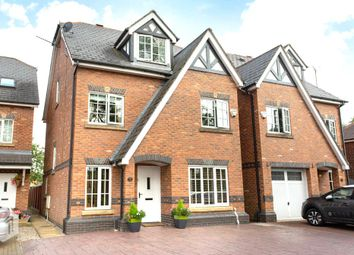 Thumbnail 4 bed detached house for sale in Old Clough Lane, Worsley, Manchester