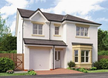 "Thumbnail 4 bed detached house for sale in ""Hughes"" at Mossgreen, Crossgates, Cowdenbeath"