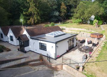 Thumbnail 3 bed detached bungalow for sale in Weald Road, South Weald, Brentwood
