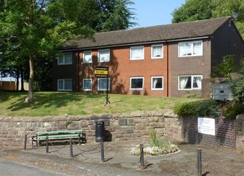 Thumbnail 3 bed flat for sale in Station Walks, Halmer End, Stoke-On-Trent