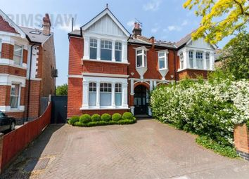 Thumbnail 7 bed property for sale in Twyford Avenue, West Acton, London