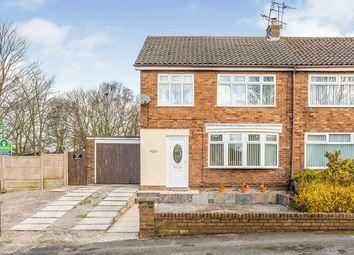 3 bed semi-detached house for sale in Back Lane, Holland Moor, Skelmersdale, Lancashire WN8