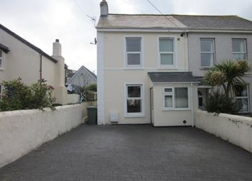 Thumbnail 3 bedroom semi-detached house for sale in Caroline Row, Hayle