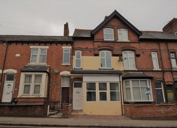 Thumbnail 5 bed flat for sale in Evington Road, Evington, Leicester