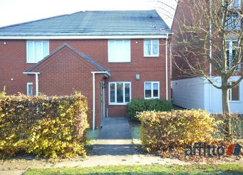 Thumbnail 1 bedroom flat to rent in Barbel Drive, Wednesfield, Wolverhampton
