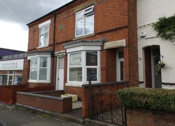 Thumbnail 2 bed terraced house to rent in Stoughton Road, Oadby