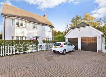 Thumbnail 4 bed detached house for sale in Sycamore Drive, Burgess Hill, West Sussex