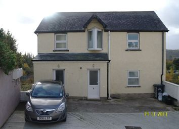 Thumbnail 1 bed flat to rent in Back Mckinley Road, Llandudno Junction