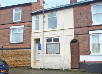 Thumbnail 3 bedroom terraced house for sale in Spalding Road, Nottingham