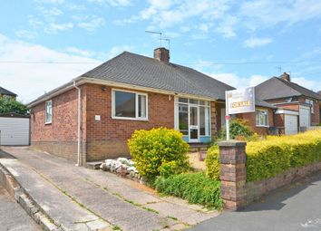 Thumbnail 2 bed semi-detached bungalow for sale in Coupe Drive, Weston Coyney, Stoke-On-Trent