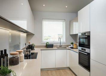 Chilmington Gate, Chilmington Green, Ashford TN23. 3 bed semi-detached house