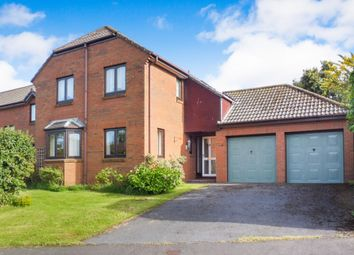 Thumbnail 4 bedroom detached house for sale in Home Meadow, Minehead