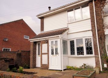 Thumbnail 1 bed flat for sale in Waltham Close, Fareham