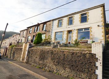 Thumbnail 5 bed end terrace house for sale in Mount Pleasant, Blaengarw, Bridgend