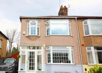Thumbnail 3 bedroom semi-detached house for sale in Desford Road, Aigburth, Liverpool