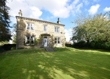 Thumbnail 4 bed detached house for sale in Oban House, 2 Laverock Lane, Brighouse