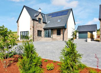 Thumbnail 5 bed detached house for sale in The Isla, Needburn Park, Methven, Perthshire