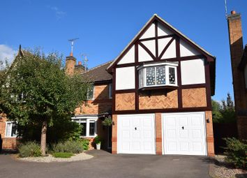 Thumbnail 5 bed property for sale in Radbourne Gate, Mickleover, Derby