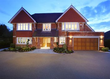 Thumbnail 6 bed detached house for sale in Ralliwood Road, Ashtead