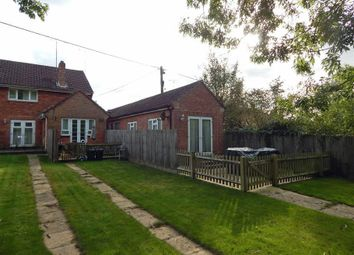 Thumbnail 1 bed detached bungalow to rent in Meadow Road, Bulford Village, Salisbury