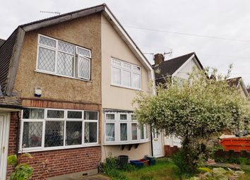 Thumbnail 3 bed semi-detached house to rent in Durham Road, Feltham