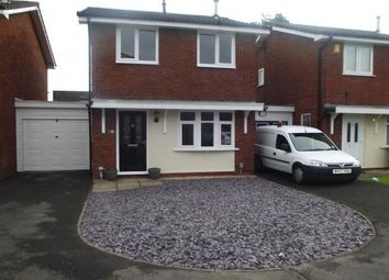 Thumbnail 2 bed link-detached house to rent in Crown Gardens, Newton-Le-Willows