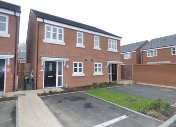 Thumbnail 2 bed semi-detached house for sale in Primary Close, Willenhall, West Midlands