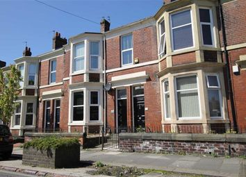 Thumbnail 3 bed flat for sale in Helmsley Road, Sandyford