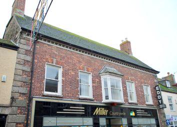 Thumbnail 2 bed flat to rent in St. Michaels Terrace, Meneage Street, Helston