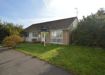 Thumbnail 3 bed bungalow for sale in Beechwood Avenue, Locking, Weston-Super-Mare