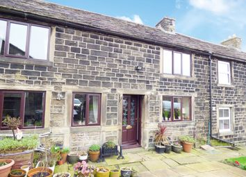 3 bed terraced house for sale in The Village, Farnley Tyas, Huddersfield, West Yorkshire HD4