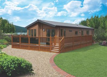 Thumbnail 3 bed mobile/park home for sale in St Minver Holiday Park, Near Rock, Wadebridge