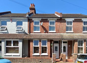 Thumbnail 3 bedroom terraced house for sale in Annington Road, Eastbourne