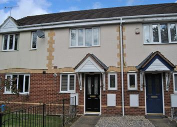Thumbnail 2 bedroom terraced house for sale in Cooper Fields, Abbey Meads, Swindon