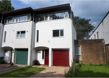Thumbnail 4 bedroom end terrace house for sale in Glen Eyre Road, Bassett, Southampton