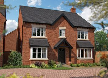 "Thumbnail 5 bed detached house for sale in ""The Winchester"" at Haygate Road, Wellington, Telford"