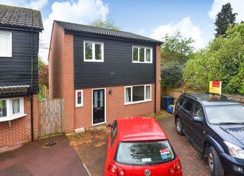 Thumbnail 3 bed semi-detached house to rent in Hosker Close, Headington