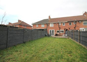 Thumbnail 3 bedroom terraced house for sale in Manica Crecent, Fazakerley