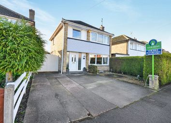 Thumbnail 3 bedroom detached house for sale in Walk Mill Drive, Hucknall, Nottingham