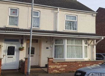 Thumbnail 3 bed semi-detached house to rent in Gilpin Street, Peterborough