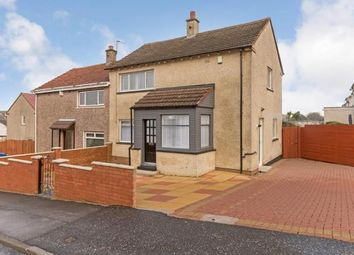 Thumbnail 3 bedroom semi-detached house for sale in Crebar Drive, Barrhead, Glasgow, East Renfrewshire
