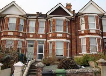 Thumbnail 4 bed terraced house for sale in Edmund Road, Hastings