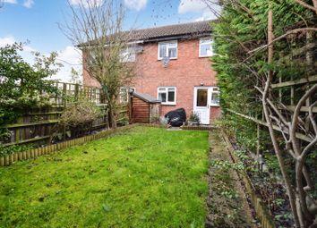Thumbnail 1 bedroom flat for sale in Shrublands, Saffron Walden, Essex