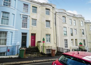 Thumbnail 3 bed maisonette for sale in Radnor Place, Plymouth