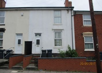 Thumbnail 3 bed terraced house for sale in Villa Road, Lozells