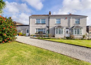 Thumbnail 3 bed end terrace house for sale in Albert Street, Camborne