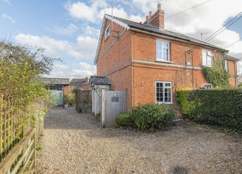 Thumbnail 2 bed semi-detached house for sale in Basingstoke Road, Riseley