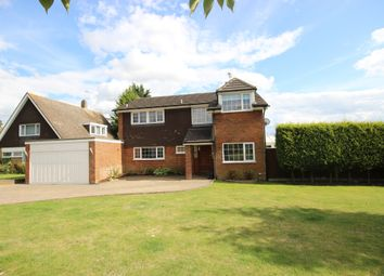 Thumbnail 4 bed detached house to rent in Burywick, Harpenden