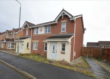 Thumbnail 3 bed semi-detached house for sale in Taylor Avenue, Carfin, Motherwell